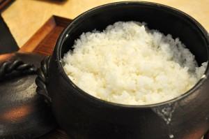 土鍋炊きたてご飯